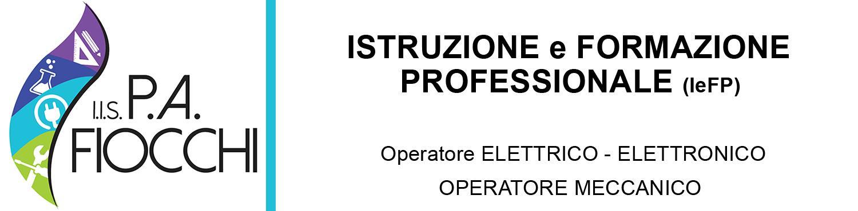 IeFP - Istruzione e Formazione Professionale